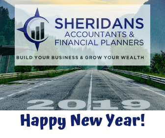 Happy New Year from Sheridans