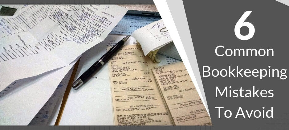 Bookkeeping Blunders to Avoid