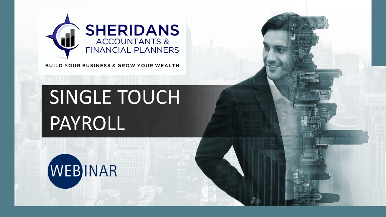 WEBINAR: Single Touch Payroll